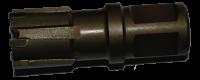 Корончатое сверло Metaltool (кольцевая фреза) для рельс L=25mm