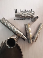 Корончатое сверло Metaltool Быстрорез L=55mm