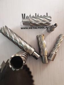 Корончатое сверло Metaltool (кольцевая фреза) Быстрорез L=50mm