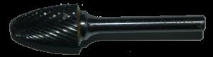 Борфреза Metaltool форма F