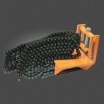Адаптер для крепления на трубу Metaltool АКСТ 1