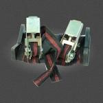 Адаптер для крепления на трубу Metaltool АКСТ 2
