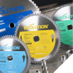 Диски для циркулярных пил диаметр Evolution 230мм