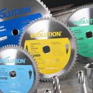 Диски Evolution 230 мм для циркулярных пил