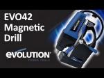 Магнитный сверлильный станок Evolution 42