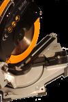 Комбинированная торцовочная пила маятникового типа Metaltool MT-255