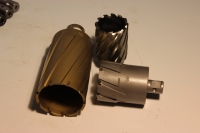 Коронка тст по металлу  Karnasch L=55мм