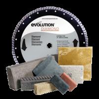 Алмазные диски для пил Evolution RAGE