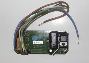 Плата электронная на двигатель без регулировки оборотов UNI2